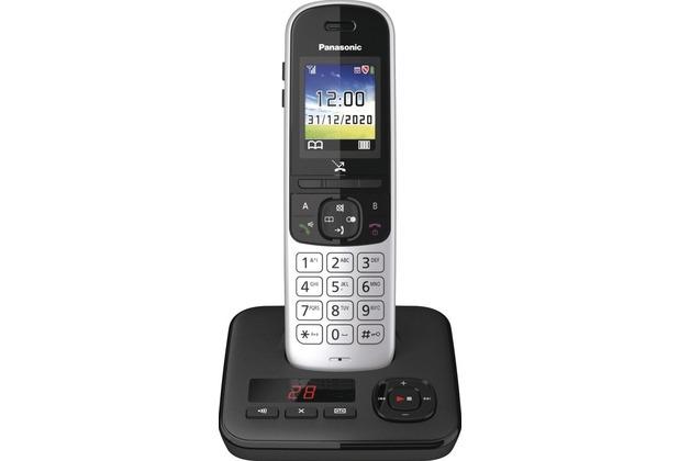 Panasonic KX-TGH720, schwarz