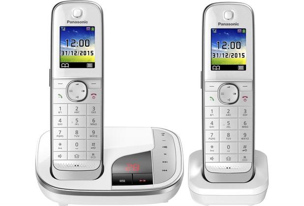 Panasonic KX-TGJ322GW, weiß