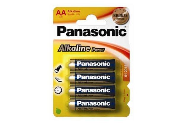 Panasonic LR6APB/4BP (AA) Alkaline Power 4er Blister,