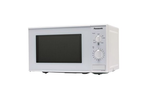 Panasonic NN-K101WMEPG Grill-Mikrowelle weiß 20l