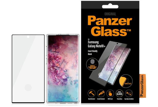 PanzerGlass Case Friendly for Galaxy Note 10+ (6,8), black