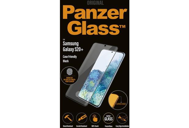 PanzerGlass CaseFriendly Fingerprint für Galaxy S20+ black