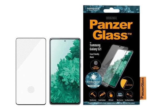 PanzerGlass CaseFriendly Fingerprint für Galaxy S21 black