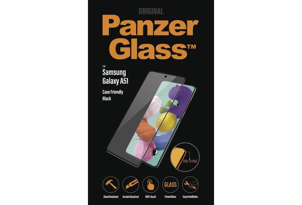 PanzerGlass Edge to Edge for Galaxy A51 black