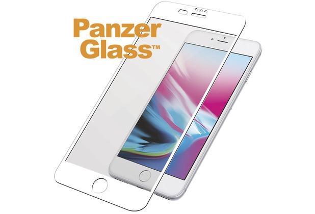 PanzerGlass Edge to Edge for iPhone 6+/6s+/7+/8+ white