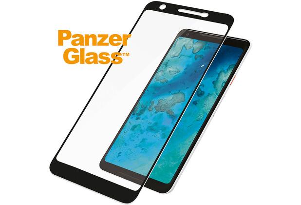 PanzerGlass Edge to Edge for Pixel 3a black