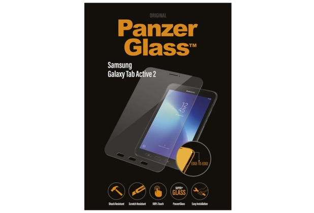 PanzerGlass Samsung Galaxy A10/M10 Case Friendly / Edge-to-Edge / Regular Glass