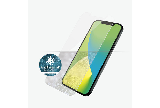 PanzerGlass Screen Protector for iPhone 12 mini clear