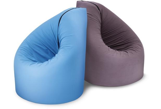 paq bed Multifunktionaler Sitzsack Liege Indoor/Outdoor Ice Bett Matratze