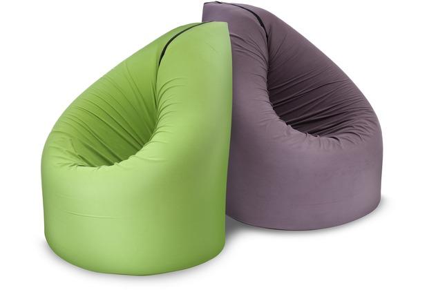 paq bed Multifunktionaler Sitzsack Liege Indoor/Outdoor Mint Bett Matratze
