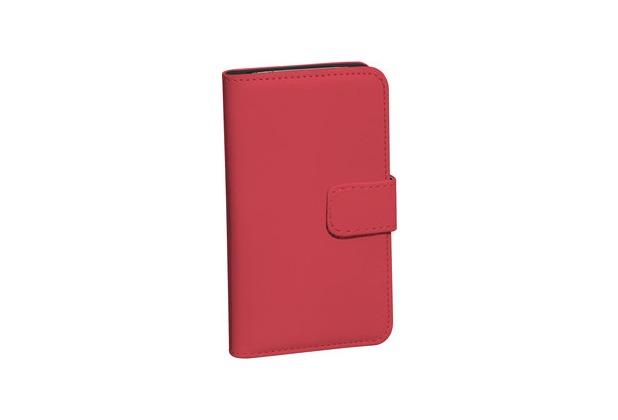 Pedea Book Classic für Apple iPhone X, rot
