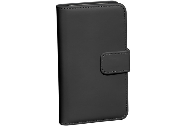 Pedea Book Cover Classic für Samsung Galaxy S20+, schwarz