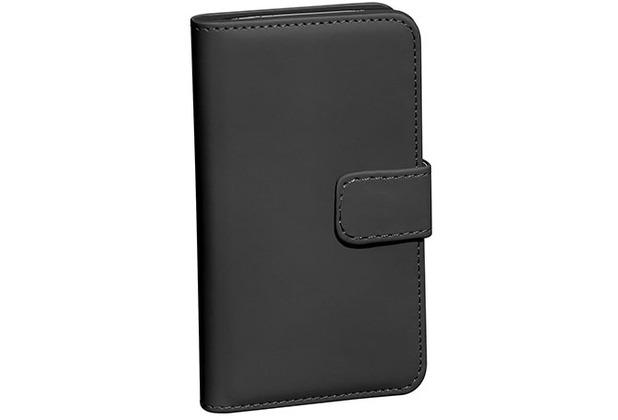 Pedea Book Cover Classic für Sony Xperia XA1, schwarz