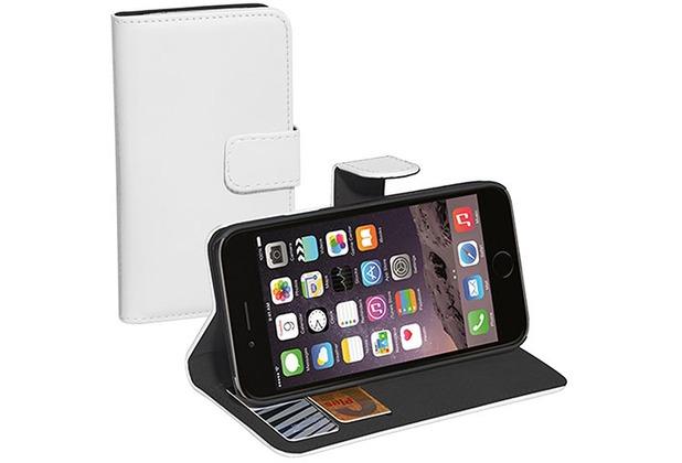 Pedea BookCover Classic für Apple iPhone 6S, weiß