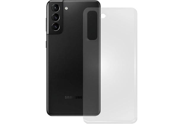 Pedea Soft TPU Case für Samsung Galaxy S21+, transparent