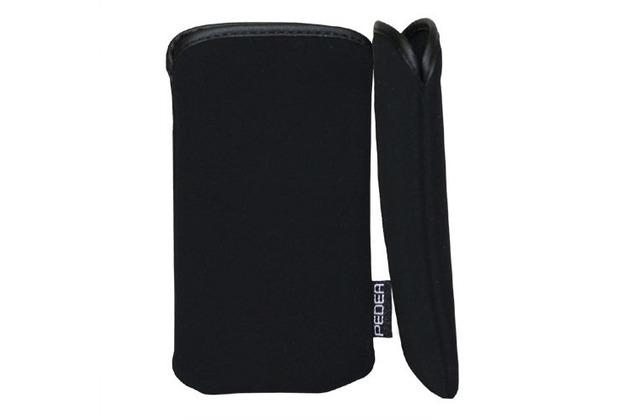 Pedea Softcase Größe SL, schwarz