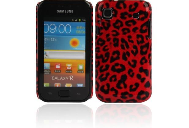 Twins Wild für Samsung i9000 Galaxy S, rot