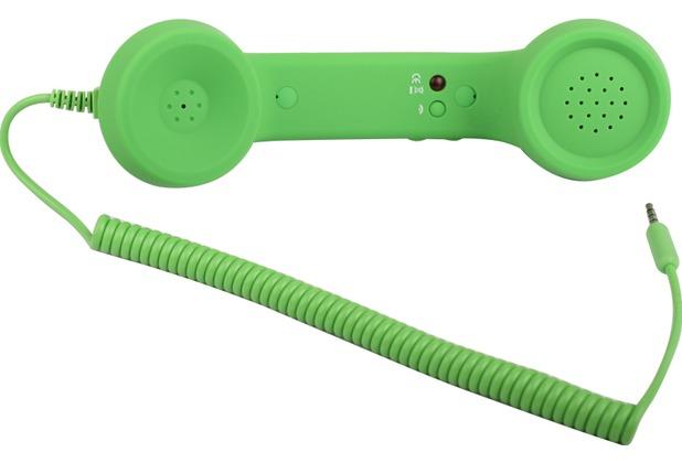 Twins Retrophone+ (Volume Control), grün