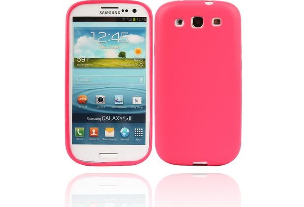 Twins FlexResponse für Samsung Galaxy S3, matt-pink
