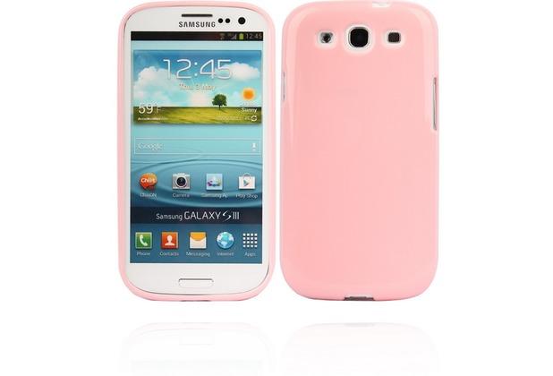 Twins Glamour für Samsung Galaxy S3, pink