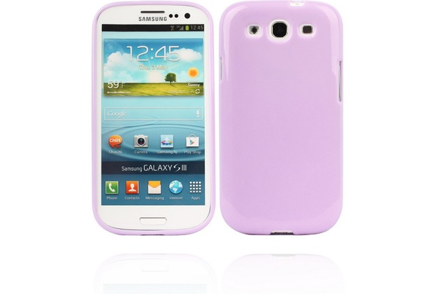 Twins Glamour für Samsung Galaxy S3, lila