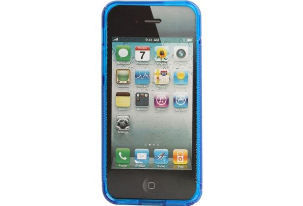 Twins Fancy Bright für iPhone 5/5S/SE, blau