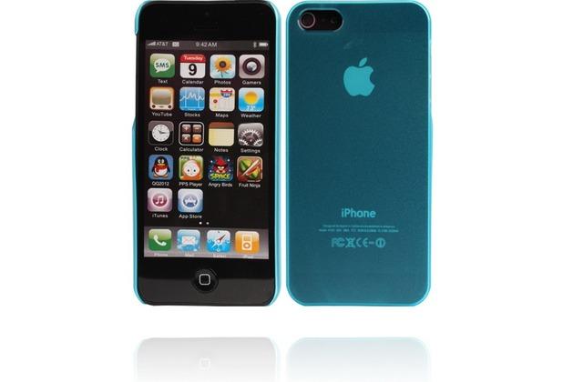 Twins Micro für iPhone 5/5S/SE, blau