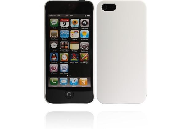 Twins Shield Matte für iPhone 5/5S/SE, weiß
