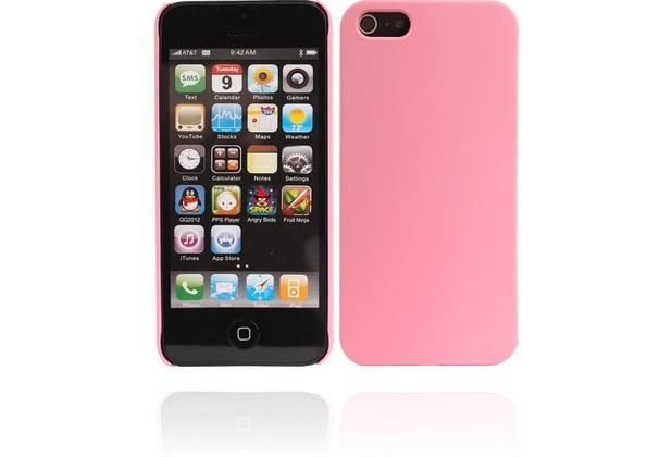 Twins Shield Matte für iPhone 5/5S/SE, rosa