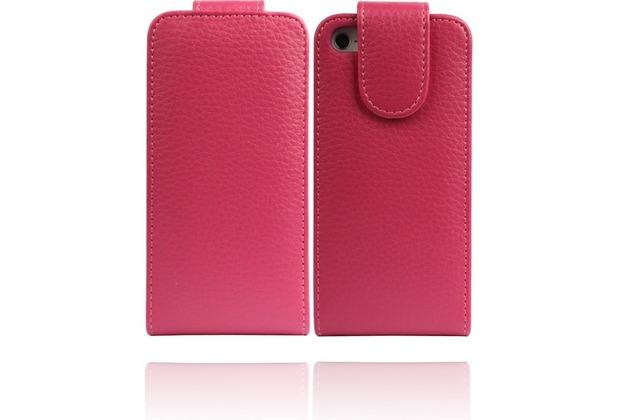 Twins CardFlip für iPhone 5/5S/SE, pink