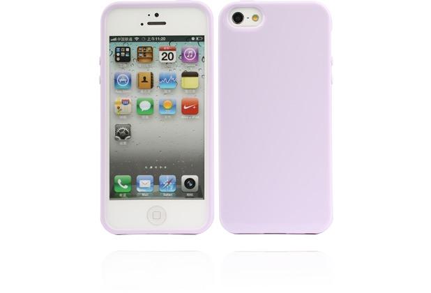 Twins Bright für iPhone 5/5S/SE, violett