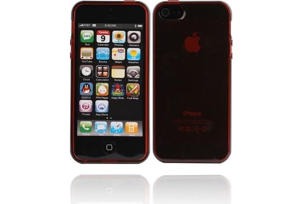 Twins Bright für iPhone 5/5S/SE, grau