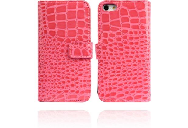 Twins BookFlip Pink Dragon für iPhone 5/5S/SE