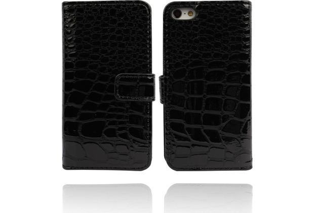 Twins BookFlip Black Dragon für iPhone 5/5S/SE