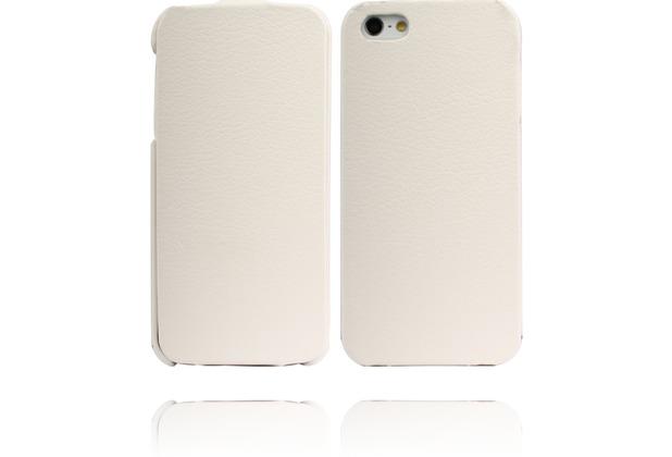 Twins Flip für iPhone 5/5S/SE, weiß
