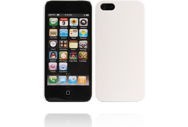 Twins Shield Mesh für iPhone 5/5S/SE, weiß