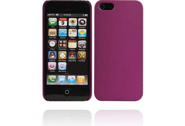 Twins Shield Mesh für iPhone 5/5S/SE, lila