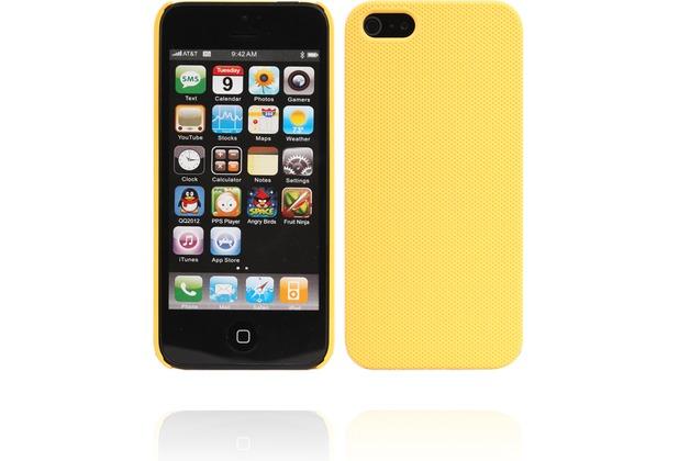Twins Shield Mesh für iPhone 5/5S/SE, gelb
