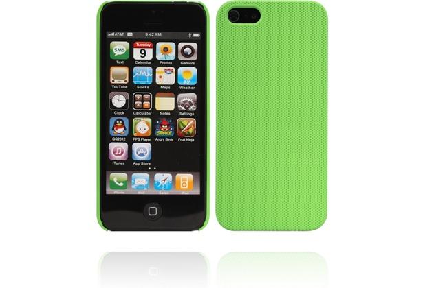 Twins Shield Mesh für iPhone 5/5S/SE, grün