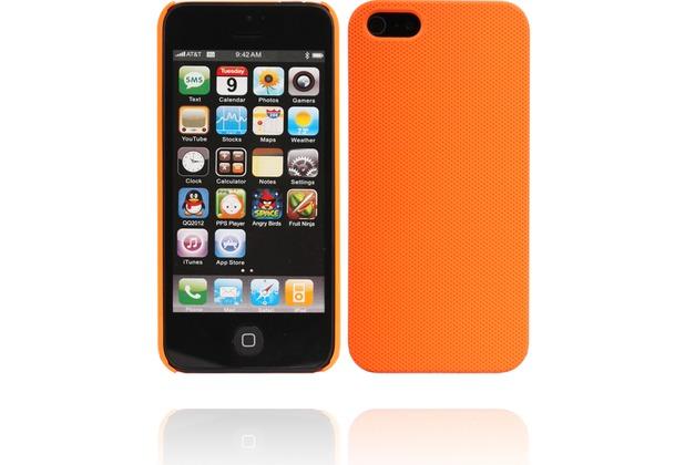 Twins Shield Mesh für iPhone 5/5S/SE, orange