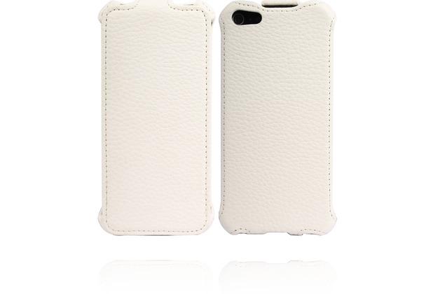 Twins NuFlip für iPhone 5/5S/SE, weiß