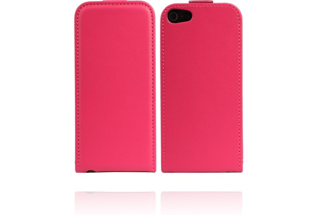 Twins Candy Flip für iPhone 5/5S/SE, pink
