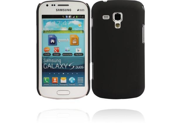 Twins Shield Matte für Samsung Galaxy S3 mini, schwarz