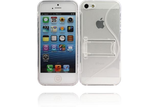 Twins Convenience für iPhone 5/5S/SE, transparent