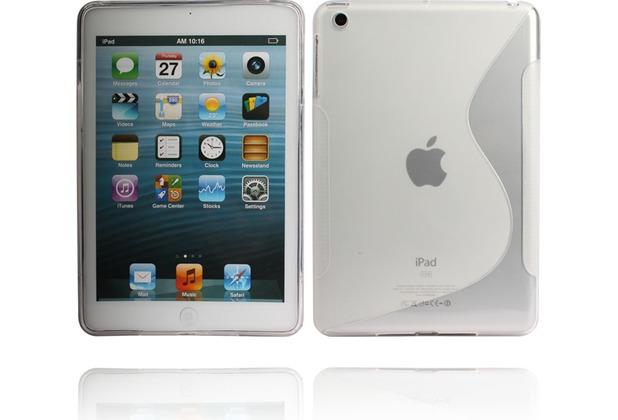 Twins Fancy Bright für iPad mini, transparent