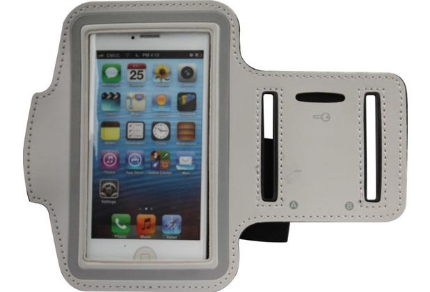 Twins Sportive Strap für iPhone 5/5S/SE, grau