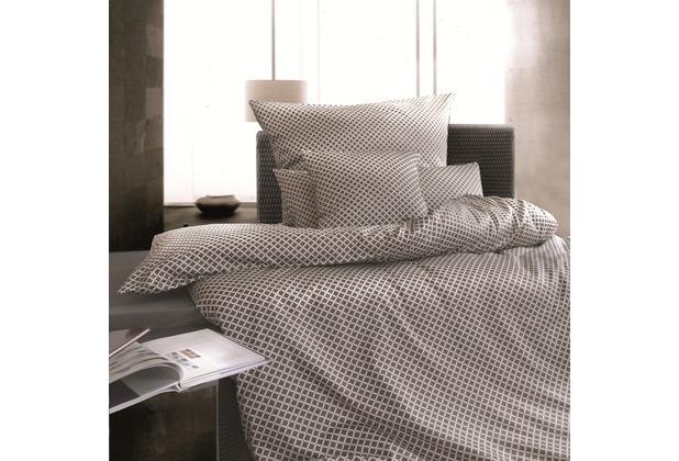 Pfeiler Mako Satin Bettwäsche mit Muster , Digitaldruck Deckenbezug 135x200 cm