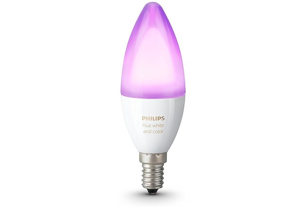 Philips Hue White and Colour Ambiance E14