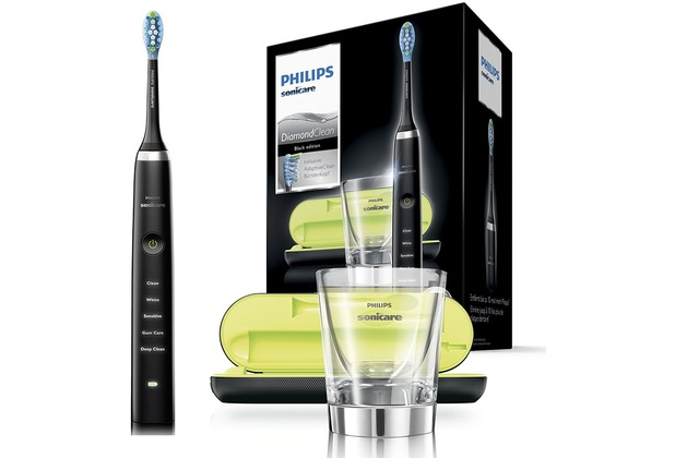 Philips Sonicare DiamondClean HX9359/89, Black Edition
