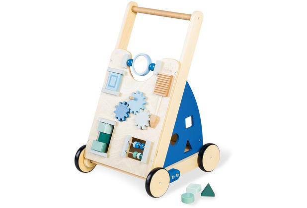 Pinolino Activity-Lauflernwagen \'Titus\', blau